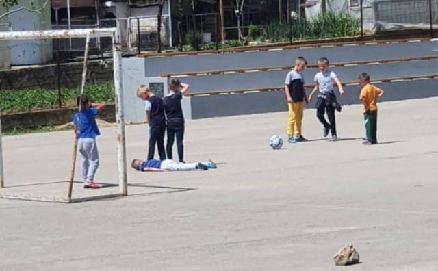 Potez dječaka na jednom igralištu u Hercegovini od srca će vas nasmijati