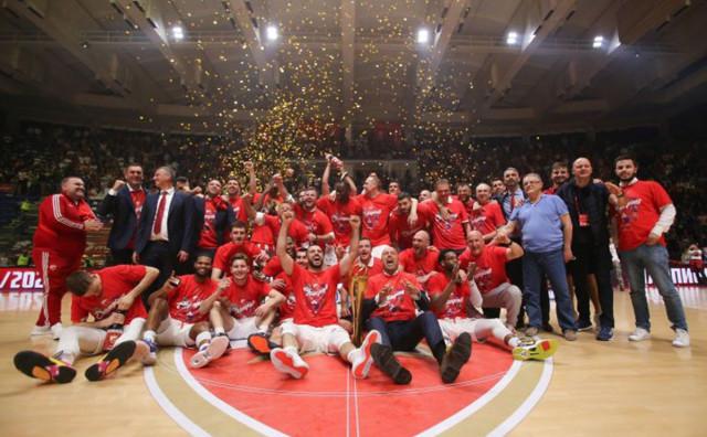 Crvena zvezda peti put osvojila ABA ligu