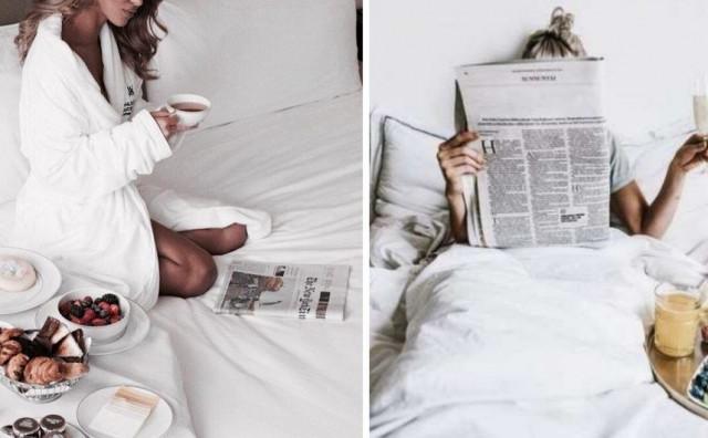 Ovog vikenda razmazite se doručkom u krevetu
