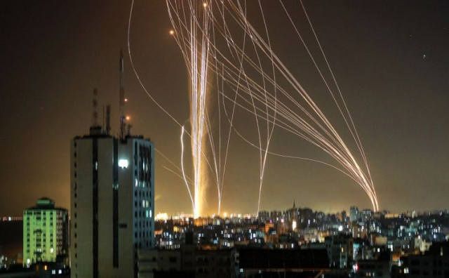 Hamas granatirao Tel Aviv, Izraelci gađaju Gazu