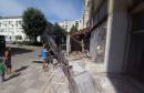 Srušen ilegalni objekt kod zgrade MUP-a HNŽ