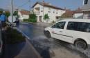 Poplava u Mostaru, eksplodirala vodovodna cijev na novoizgrađenoj prometnici
