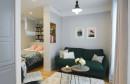 Evo kako je garsonijera od 28 m2 dobila prostor za spavanje