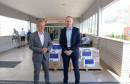 Sattler u Mostar donio 5850 doza cjepiva