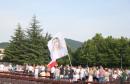 Međugorje uoči 40. obljetnice okićeno sa stotine zastava