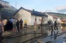 GACKO Izgorjele dvije obiteljske kuće, jedna osoba ozlijeđena