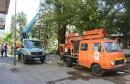 Počeli radovi u Zagrebačkoj, uklanjaju se topole
