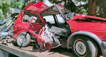 U prometnoj nesreći na Bišću polju jedna osoba smrtno stradala