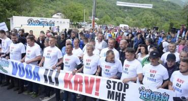 ORGANIZACIJE I IZ HERCEGOVINE Više organizacija s Balkana se udružilo u savez protiv izgradnje mHE