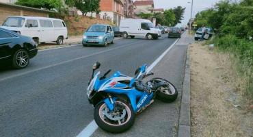 MOSTAR U sudaru kombija i motocikla jedna osoba ozlijeđena