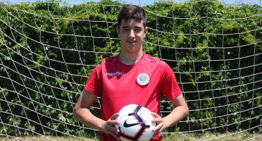 PONUDE SA SVIH STRANA Mladi nogometaš Zrinjskog pregovara s Milanom, Baselom i još nekoliko europskih klubova