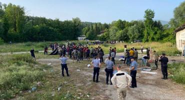 BIH Pronađena 44 migranta i izmještena u prihvatni centar