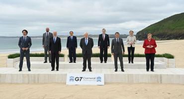 G7 Usvojit će se deklaracija o sprječavanju novih pandemija i nabavi cjepiva za manje od 100 dana