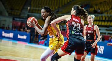 Košarkašice BiH velikim trijumfom otvorile nastup na Europskom prvenstvu