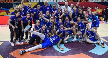Košarkašice BiH deklasirale Švedsku i izborile kvalifikacije za SP