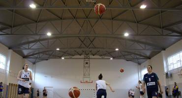 DOBRA ATMOSFERA U MOSTARU Zavirili smo na trening ženske košarkaške reprezentacije BiH