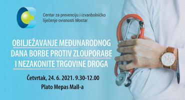 Mjesečno se Centru za liječenje ovisnosti u Mostaru javi 120 osoba
