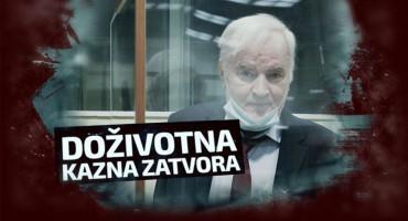 KRIV JE Ratko Mladić osuđen na doživotni zatvor!