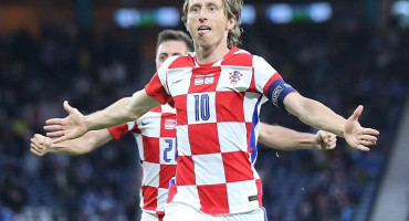 SLAVLJE PROTIV ŠKOTSKE Hrvatska u osmini finala Eura!