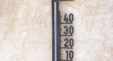 VRHUNAC TOPLOTNOG UDARA Živa na termometru u Mostaru pokazuje 41 stupanj