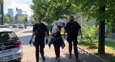 SLUČAJ DŽENAN MEMIĆ Alisi Mutap Ramić i Muameru Ožegoviću određen pritvor, policajci na slobodi