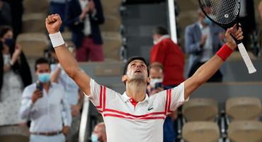 ĐOKOVIĆ U FINALU Samo je on mogao zaustaviti Rafaela Nadala