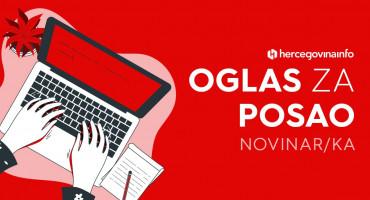 Zaposlite se na portalu Hercegovina.info: Tražimo novinare
