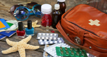 BUDITE SIGURNI Ako krenete na put trebate imati i putnu ljekarnu: Evo što stručnjaci savjetuju