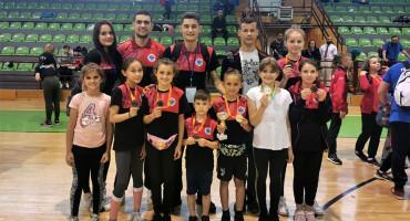 Uspješan nastup taekwondo klubova iz Mostara na međunarodnom natjecanju