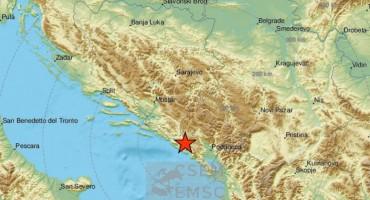 Potres kod Trebinja