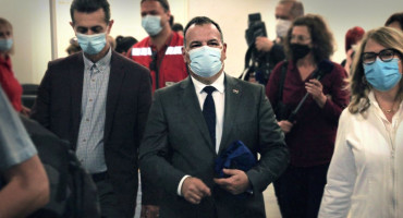 Vili Beroš napustio kafić jer konobarica nije nosila masku
