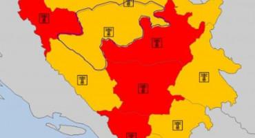 GORI I NEBO I ZEMLJA Već dva dana obaramo temperaturne rekorde, upaljen crveni alarm