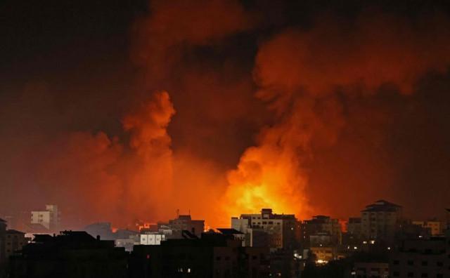 Hamas lansirao zapaljive balone, Izrael mu bombardirao kamp za obuku