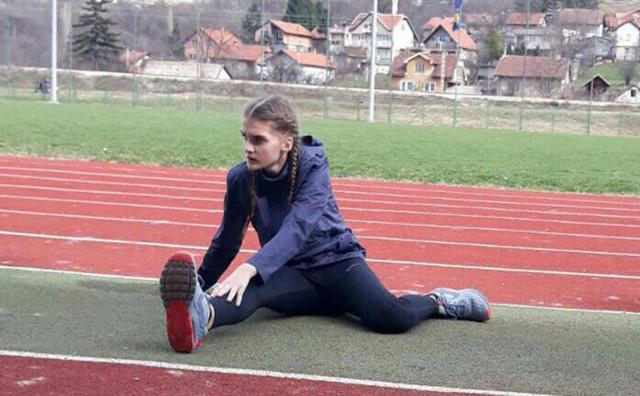 Mostarska atletičarka osvojila broncu na državnom atletskom prvenstvu