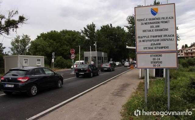 HRVATSKA NAM OSTAJE ZATVORENA Preko granice samo uz jedan od tri uvjeta