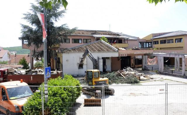 INVESTICIJA OD 10 MILIJUNA KM Ćorluka ruši hotel u centru Gruda i pravi modernu zgradu sa shopping centrom