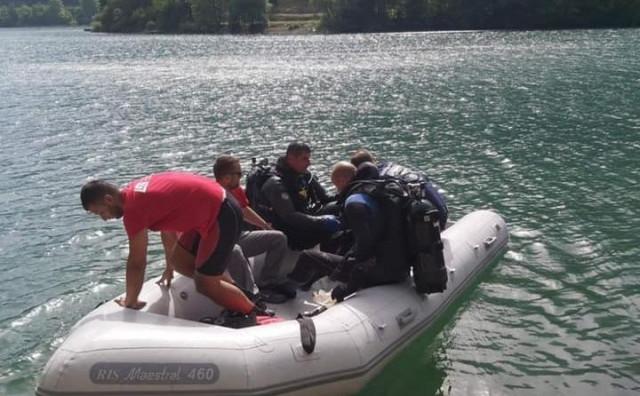 ISS traga za osobom nestalom u Neretvi