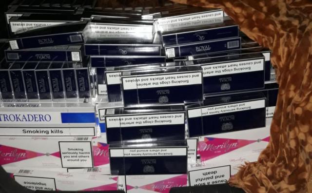KRIJUMČARENJE Nova zapljena cigareta u Hercegovini, ovaj put u vrijednosti od 30.000 KM
