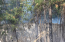 U Čitluku gorjela borovina, vatra zahvatila i stari objekt