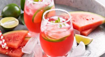 Donosimo recept za gin tonic s lubenicom