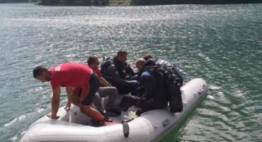 Iz Grabovičkog jezera izvučeno beživotno tijelo