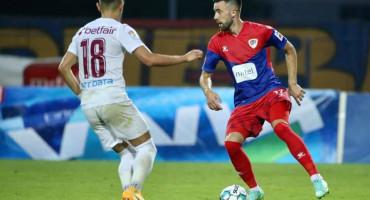 Borac se oprostio od Lige prvaka