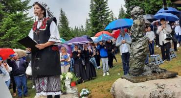 Na Kedžari obilježen spomendan mučeništva Dive Grabovčeve