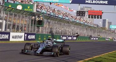 Otkazana utrka Formule 1 u Australiji