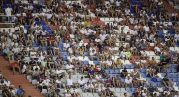 A NEKAD SE 'PADALO' S PIROTEHNIKOM Na utakmicu Hajduka i Zrinjskog 26 navijača pokušalo ući s krivotvorenim PCR testovima