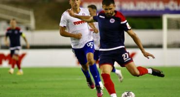 U odličnoj utakmici Zrinjski svladao Hajduk na Poljudu