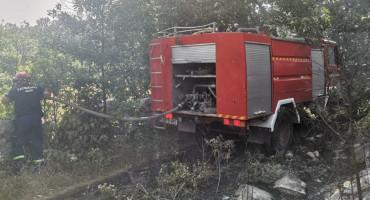 Vatrogasci se dva dana bore s požarom na području Širokog Brijega, Posušja i Gruda