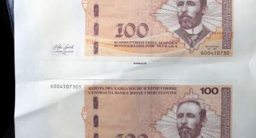 SIPA U Konjicu uhićen krivotvoritelj novca