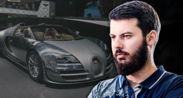 VELIKA VIJEST Rimac preuzima Bugatti, sjedište u Hrvatskoj