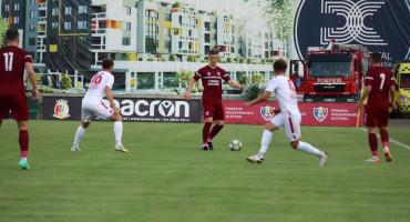 KONFERENCIJSKA LIGA Sarajevo ostvarilo povoljan rezultat s Moldavcima